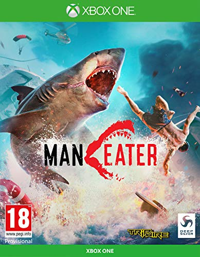 Maneater - Day-One - Xbox One