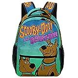 Scooby-Doo Mochila escolar para niños, mochilas para niños, niñas, estudiantes adolescentes,...