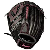 Franklin Sports Fastpitch Softball Glove - Fastpitch Pro - Adult and Youth Softball Mitt - Infield and Outfield - Left Handed Glove - Pink 11' Lefty (22432L)