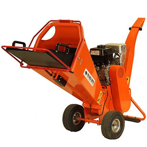 Garden Chipper Shredder | 7HP Mulcher | Petrol Chipper Titan Pro