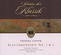 Concertos Piano 1&2.