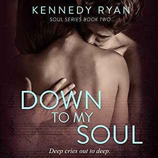 Down to My Soul     Soul Series, Book 2              Written by:                                                                                                                                 Kennedy Ryan                               Narrated by:                                                                                                                                 Wen Ross,                                                                                        Kai Kennicott                      Length: 10 hrs and 30 mins     1 rating     Overall 5.0