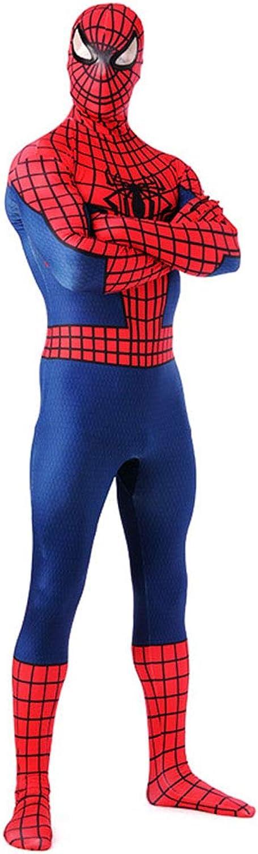 Ven a elegir tu propio estilo deportivo. Henxizucun Medias de Lycra Spandex de de de CosJugar Neutral Disfraz de CosJugar de Halloween para Niños Adulto Estilo 3D Traje de CosJugar de Spider-Man Traje de súperhéroe Spiderman  gran descuento