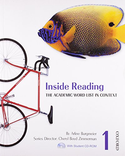 Inside Reading 1 Student Book Pack: The Academic Word...