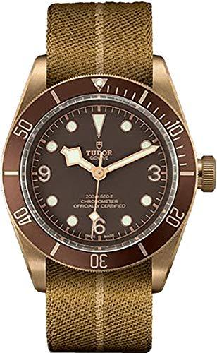 Tudor Heritage M79250BM-0003 - Reloj de Pulsera para Hombre, Color Negro y Bronce