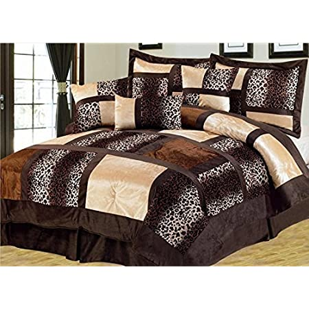 King Aloe Green Basics Comforter Set