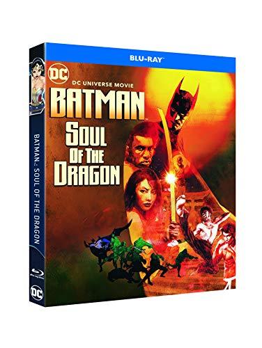 Batman : Soul of The Dragon [Blu-Ray]