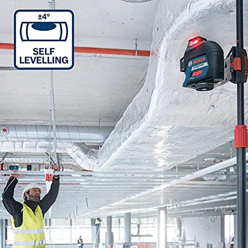 Bosch Kreuzlinienlaser GLL 3-80 - 5