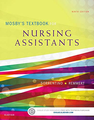 Mosby's Textbook for Nursing Assistants - Hard Cover Version