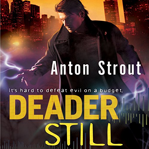 Deader Still audiobook cover art