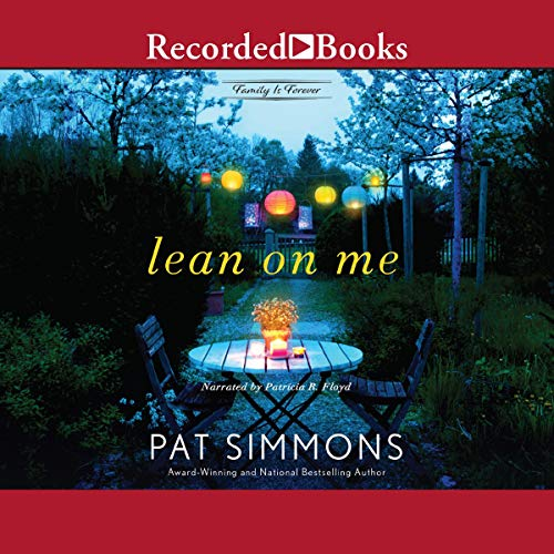 Lean on Me audiobook cover art