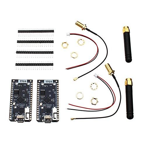 ILS - TTGO 2 pièces/lot ESP32 SX1276 Lora 868/915 MHz Bluetooth WI-FI Lora Conseil de développement