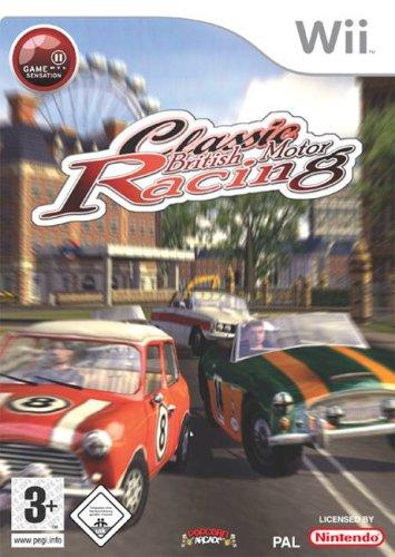 Classic British Motor Racing [import allemand]