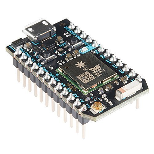 Particle | Photon Wi-Fi with Headers | IoT Device | Reprogrammable Development Kit for Prototyping | Scale Internet of Things Products | Free Cloud Access | Great for Electronics Projects