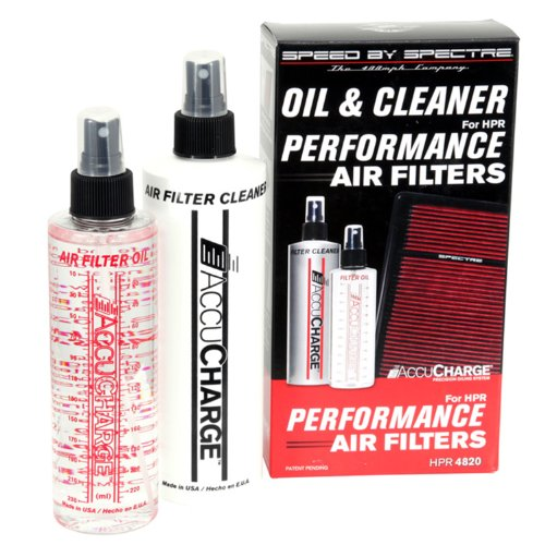 Spectre Performance HPR4820 Accucharge Precision Air Filter Oiling System