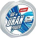 Jaxon Angelschnur Uran Power 125m / 0,12mm-0,45mm Spule Monofile -
