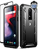 OnePlus 6 Rugged Case, Poetic Revolution [360 Degree Protection]...