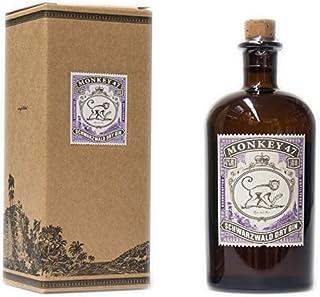 Monkey 47 Schwarzwald Dry Gin in Papierbox 1 x 0.5 l
