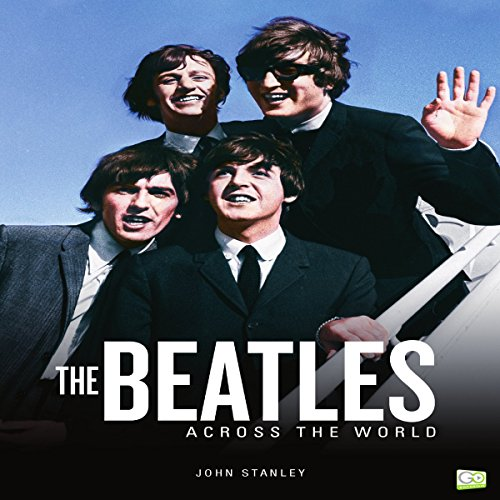The Beatles Across the World audiobook cover art