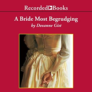 A Bride Most Begrudging audiobook cover art