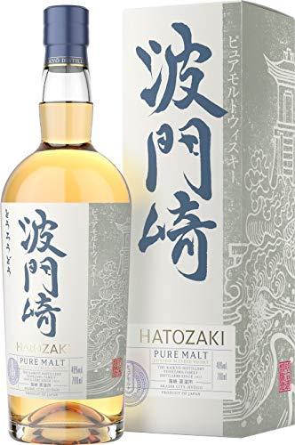 Hatozaki Hatozaki Pure Malt Japanese Blended Whisky 46% Vol. 0,7L In Giftbox - 700 ml