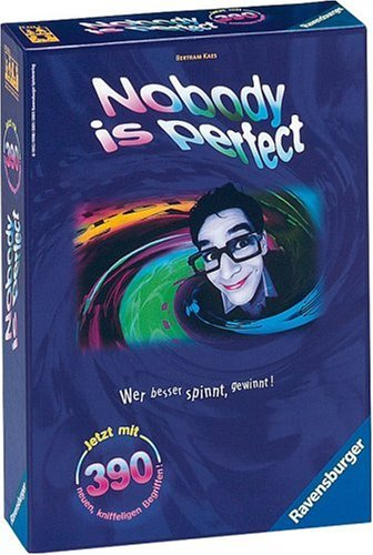 Ravensburger 27323 - Nobody is Perfect