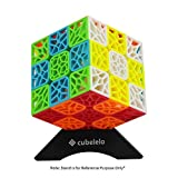 Cubelelo QiYi DNA 3x3 Stickerless Cube 3x3 Speedcube Puzzle