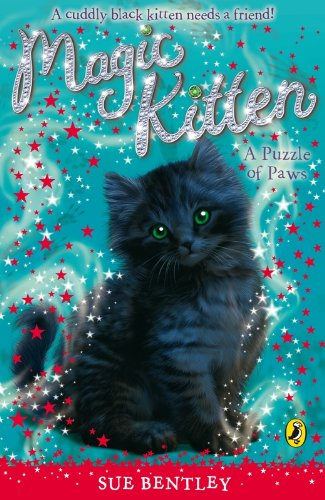 Magic Kitten: A Puzzle of Paws (English Edition)