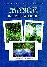 Monet: 16 Art Stickers (Dover Art Stickers)