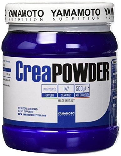 Yamamoto Nutrition CreaPowder Integratore Alimentare a Base di Creatina - 500 g