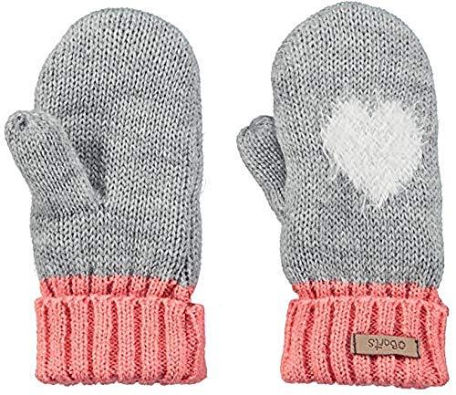 Barts Barts Baby-Jungen Milkyway Mitts Fäustlinge, Pink (0008-BLUSH 008F), Neugeboren (Herstellergröße: 0)