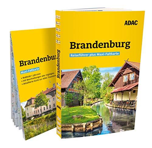 ADAC Reiseführer plus Brandenburg: mit Maxi-Faltkarte zum Herausnehmen