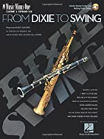 From Dixie to Swing: Music Minus One Clarinet or Soprano Sax