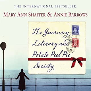 The Guernsey Literary and Potato Peel Pie Society                   By:                                                                                                                                 Mary Ann Shaffer,                                                                                        Annie Barrows                               Narrated by:                                                                                                                                 Paul Boehmer,                                                                                        Susan Duerden,                                                                                        Rosalyn Landor,                   and others                 Length: 8 hrs and 11 mins     772 ratings     Overall 4.5