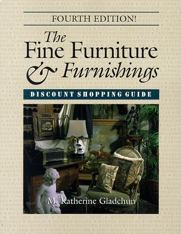 The Fine Furniture & Furnishings Discount Shopping Guide: Why Pay Retail?