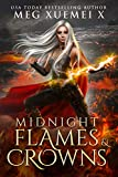 Midnight Flame and Crowns : a Shifter and Demon Fantasy Romance Boxed Set (English Edition)