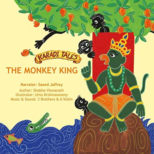 『The Monkey King』のカバーアート