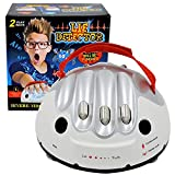 Micro Electric Shock Lie Detector, Shocking Liar Party Game Interesting True or Dare Game Lie Detector Joke Toys Polygraph Entertainment Shock Game