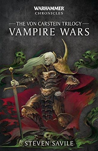 Vampire Wars: The Von Carstein Trilogy (Warhammer Chronicles ...