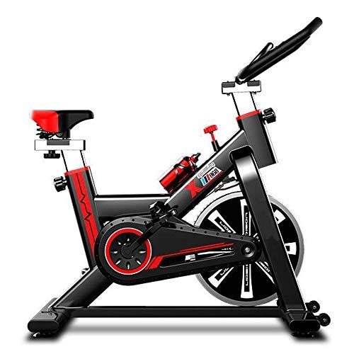 Plegable de ejercicio físico de bicicletas Inicio bicicleta spinning bicicleta estática cubierta del pedal Silencio Equipo Fitness la pérdida de bicicletas peso de la aptitud Equipo for Deportes con v