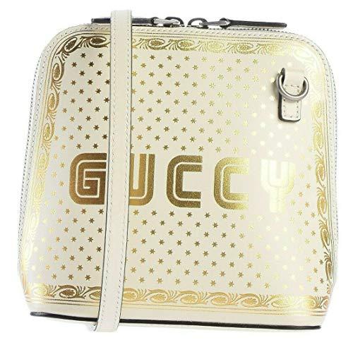 Gucci womens 511189 Gucci Gussy Mini-dome 7.4 in x 7 in