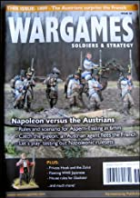 Wargames Soldiers & Strategy Magazine Issue 58 Napoleon Vs. The Austrians, Aspern-essling, Japanese in the Pacific