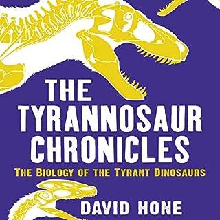 The Tyrannosaur Chronicles cover art