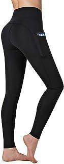 comprar comparacion Vimbloom Pantalón Deportivo de Mujer Cintura Alta Leggings para Running Fitness Yoga Leggings VI263