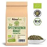 Spitzwegerich getrocknet BIO | 500g | 100% Spitzwegerich Tee ohne Zusätze | vom Achterhof