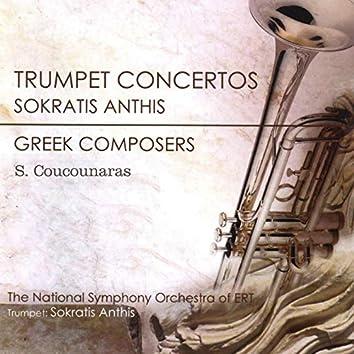 Trumpet Concertos (Trumpet: Sokratis Anthis)