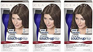 Clairol Nice 'N Easy Root Touch-Up 5A Medium Ash Brown (Pack of 3)