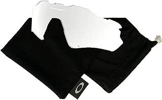 Original Radar EV Path OO9208 Clear to Black Iridium Photochromic Replacement Lenses For Men For Women+BUNDLE with Oakley Microfiber Cloth Bag