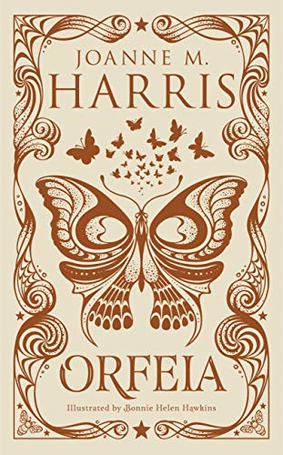 Orfeia by [Joanne M Harris]
