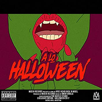 A Lo Halloween (feat. Iacho, Omar Varela & Mykka)